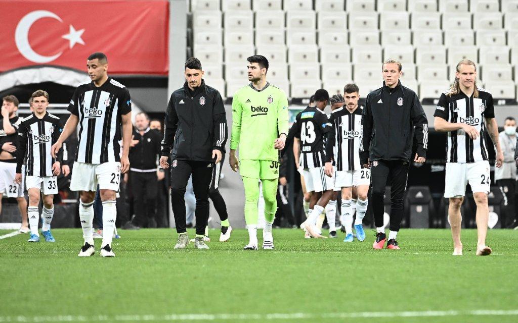 Alles Süper bei Besiktas nach dem Saisonfinale?