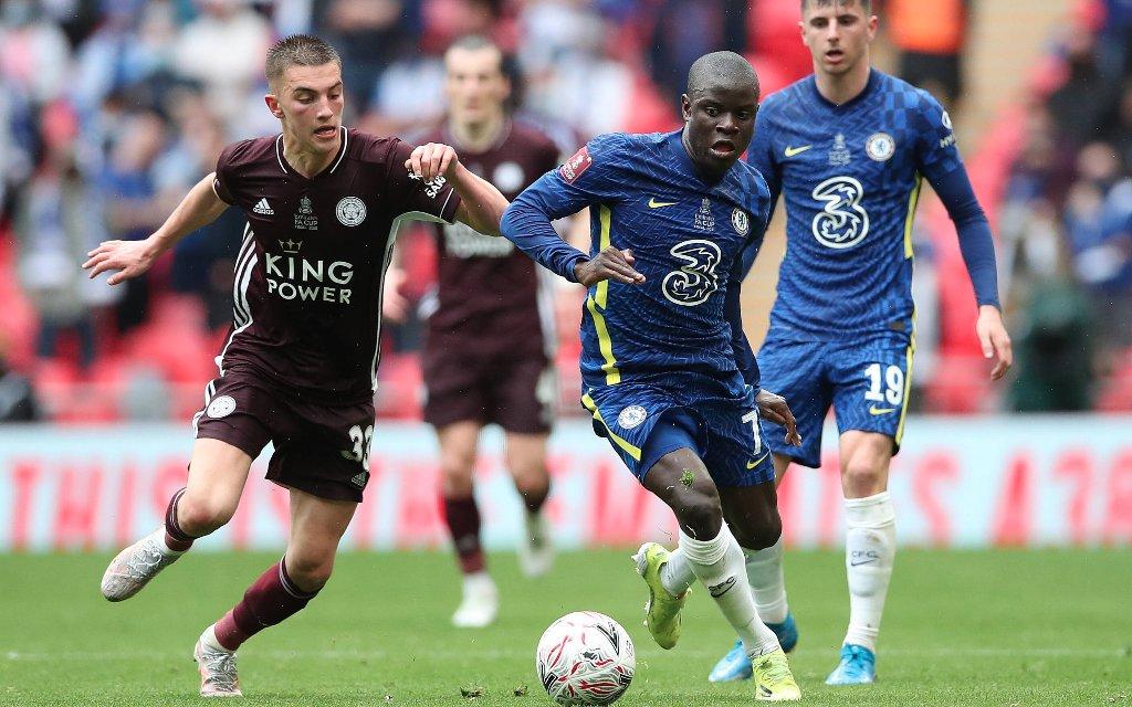 Revanchiert sich Chelsea bei Leicester fürs Pokalfinale?