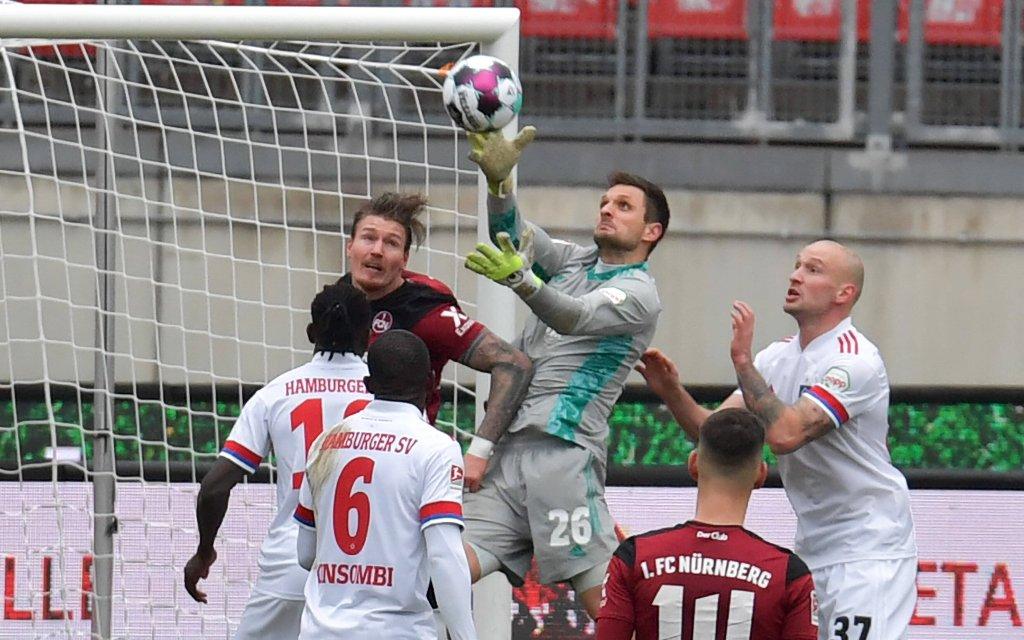 Der HSV ist gegen Nürnberg zum Siegen verdammt