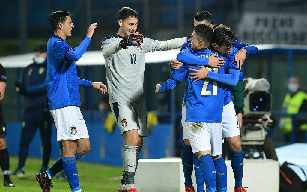 U21-EM: Schlägt Italien wieder Portugal?