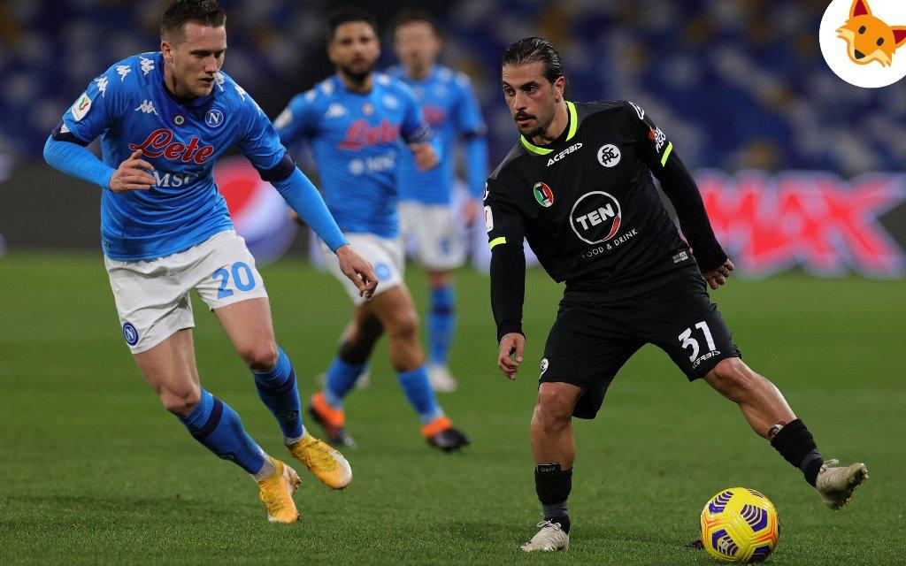 Der Quotenfuchs zu Besuch in der Serie A bei Spezia gegen Neapel
