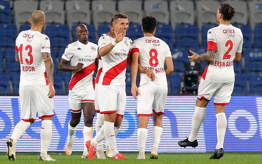 Pokalfinale Antalyaspor - Besiktas