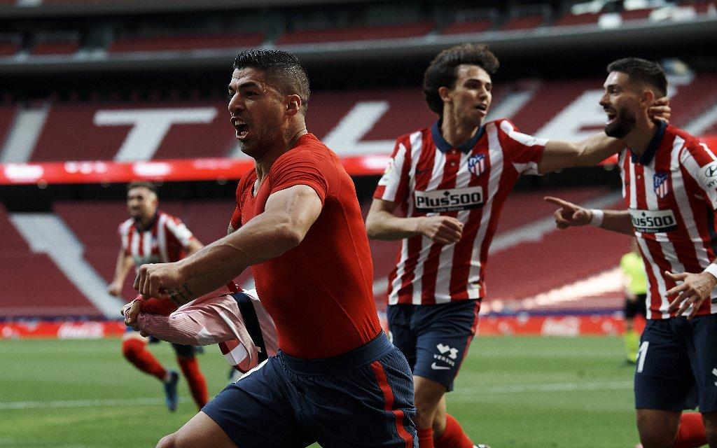 Atletico will in Valladolid Meister werden