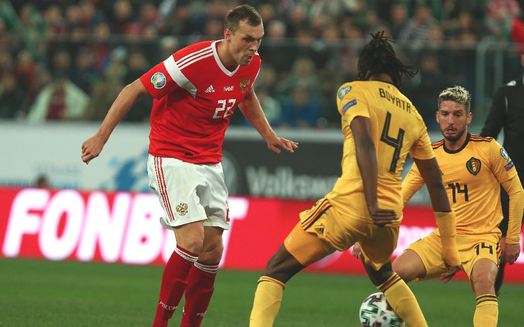 Belgien will Favoritenrolle gegen Russland beweisen