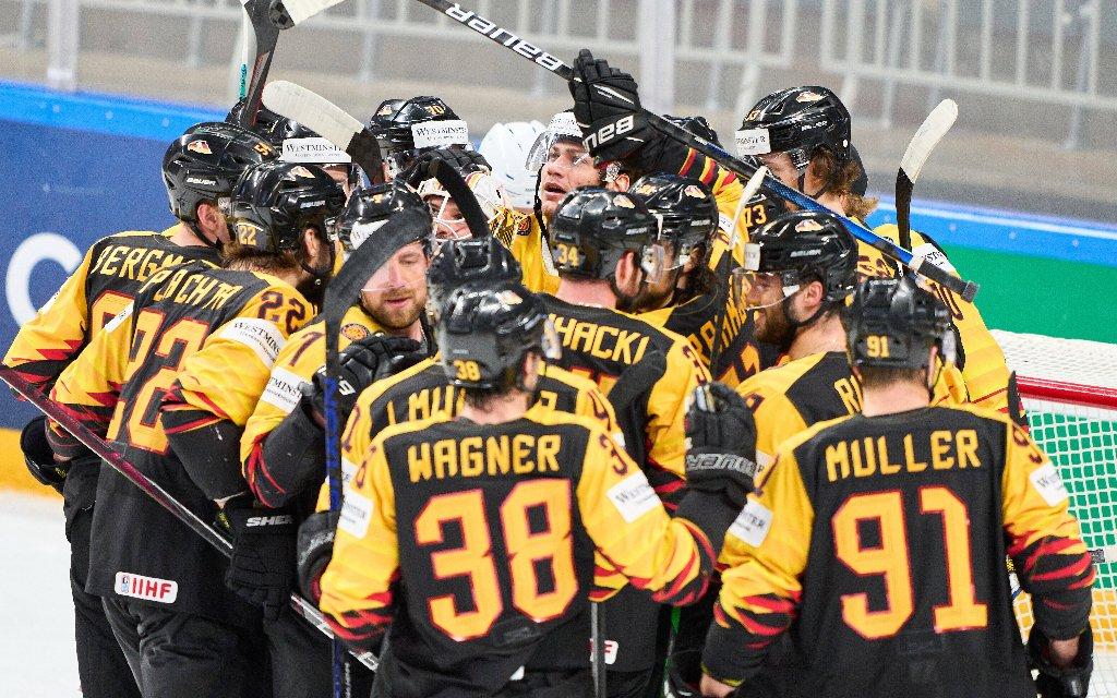 Eishockey-WM: Stürmt Deutschland ins Halbfinale?