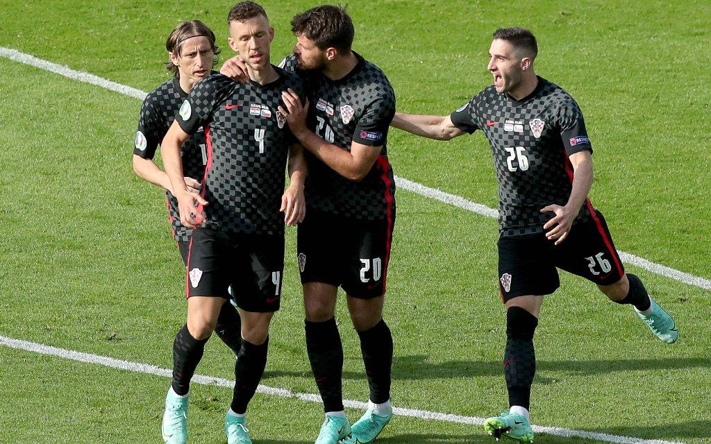 Kroatien muss gegen Schottland gewinnen