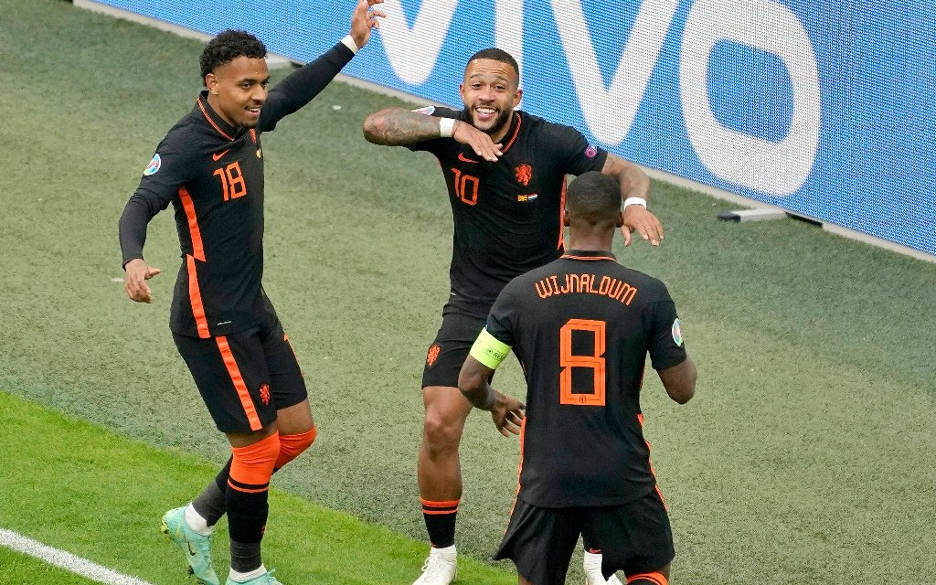 EM-Achtelfinale: Niederlande gegen Tschechien