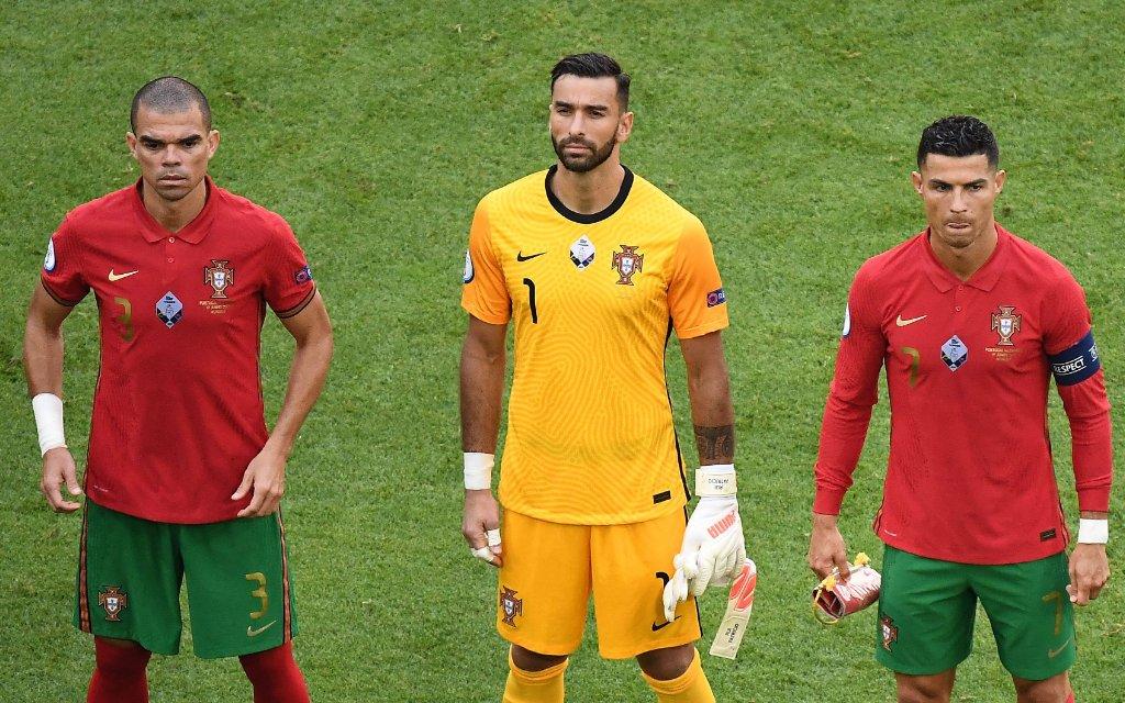 Portugal - Frankreich: Müssen Ronaldo und Co. zittern?
