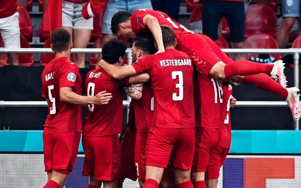 Dänemark muss gegen Russland siegen