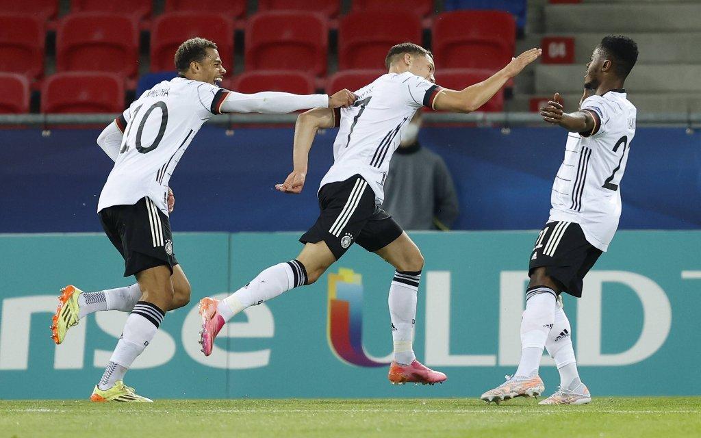 U21-EM: Holt Deutschland gegen Portugal den Titel?