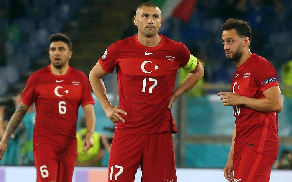 Türkei - Wales: Die Türken sind zum Siegen verdammt