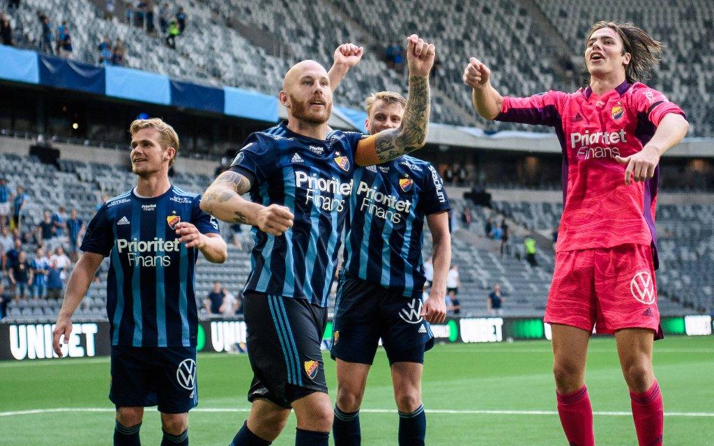 Allsvenskan: 10. Liga-Spieltag in Schweden