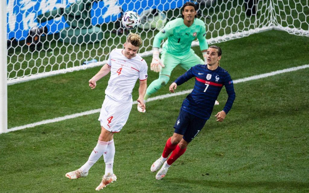 Schweiz gegen Spanien eröffnen das Viertelfinale