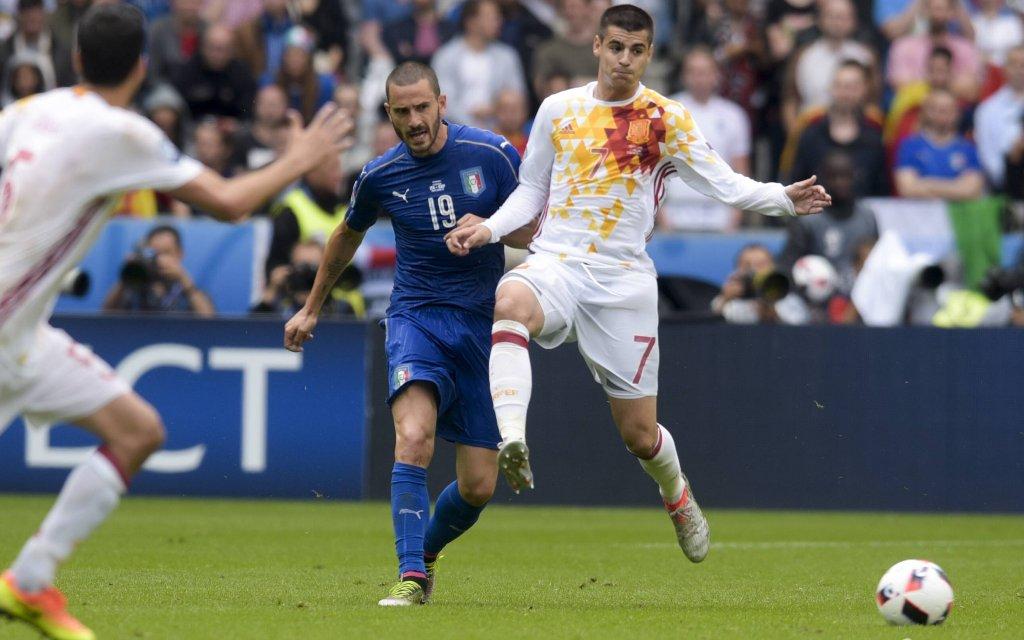 Italien - Spanien: Wer schafft es ins Finale?