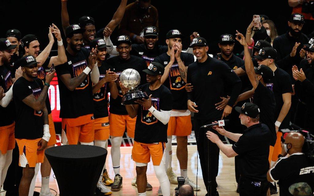 Können die Suns um Chris Paul aus im Finale jubeln?