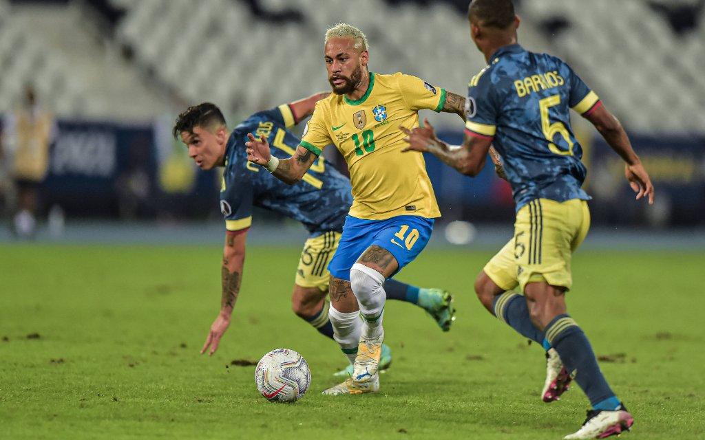 Argentinien - Brasilien: Setzt sich Neymar gegen seinen Freund Messi durch?