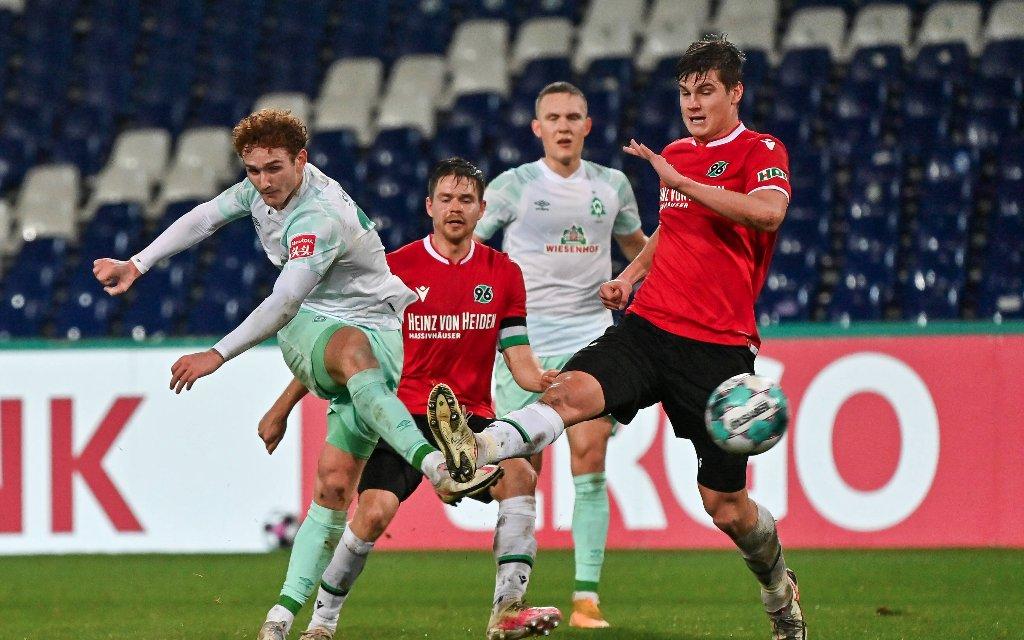 Werder will guten Zweitligastart gegen 96