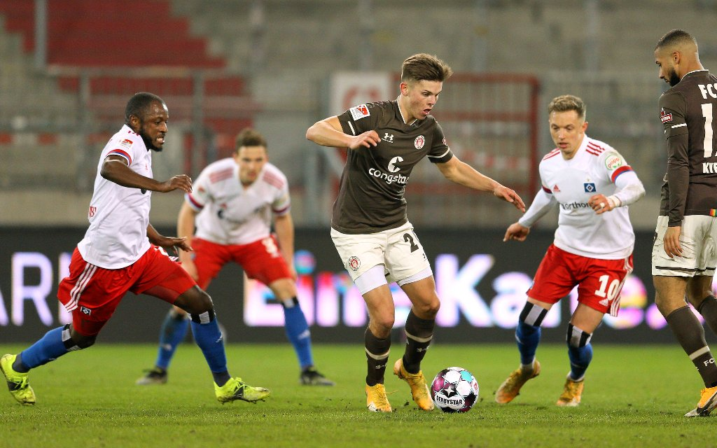 Kann der FC St. Pauli erneut gegen den HSV dominieren?