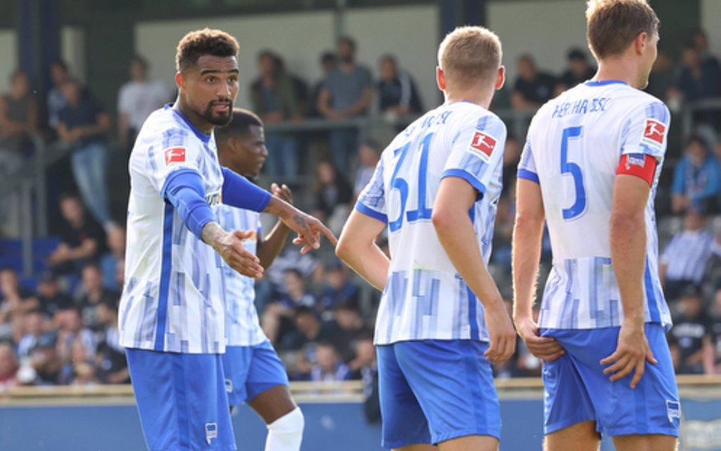 Hertha - Wolfsburg: Besiegt Kevin-Prince Boateng seinen alten Weggefährten?