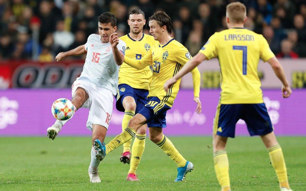 Wieder mal ein Sieg für Schweden über Spanien?