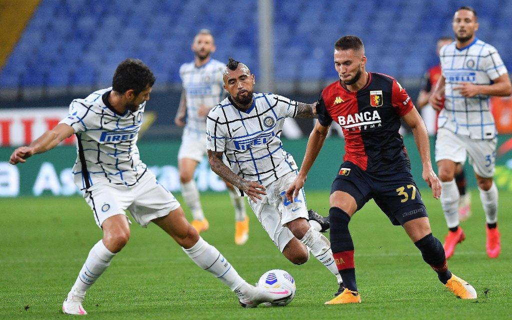 Reißt Inters Siegesserie gegen Genua?