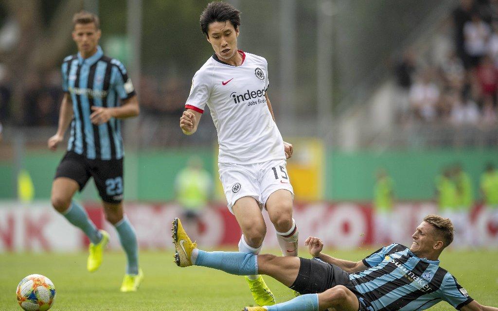Überrascht Waldhof die Frankfurter Eintracht?
