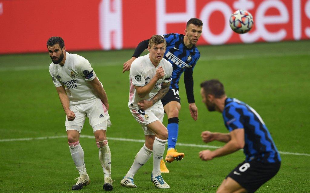 Chance zur Revanche für Inter gegen Real