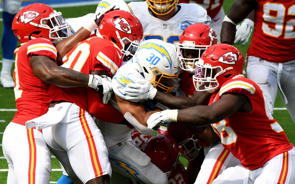 Der Verlierer aus Chiefs – Chargers landet im Tabellenkeller