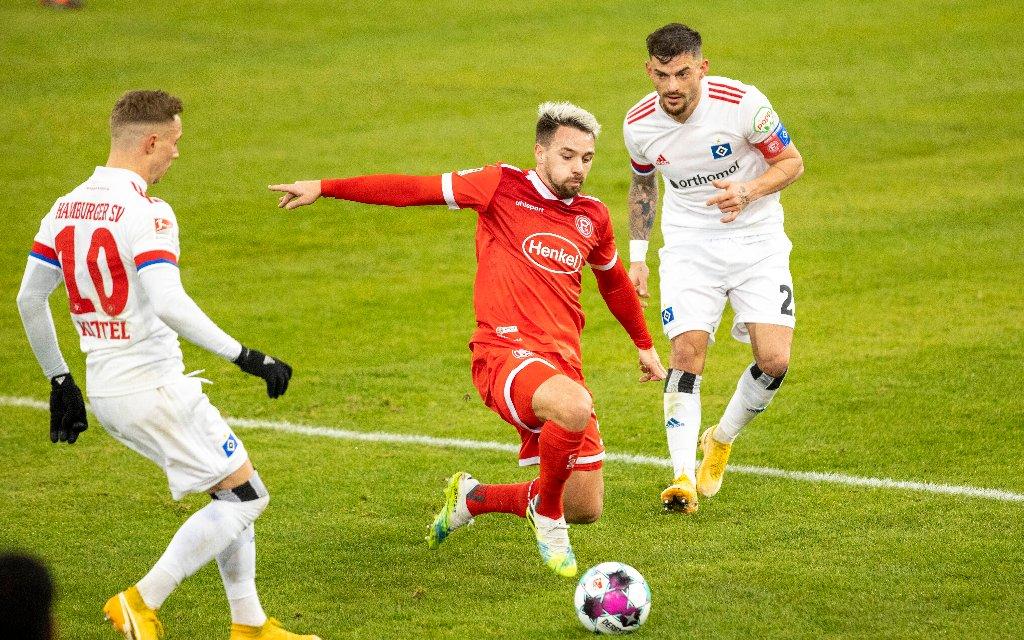 Endlich wieder ein Sieg für den HSV gegen Düsseldorf?
