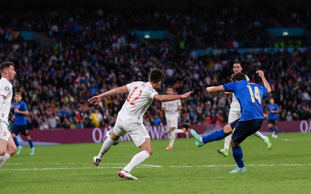 Revanchiert sich Spanien bei Europameister Italien?
