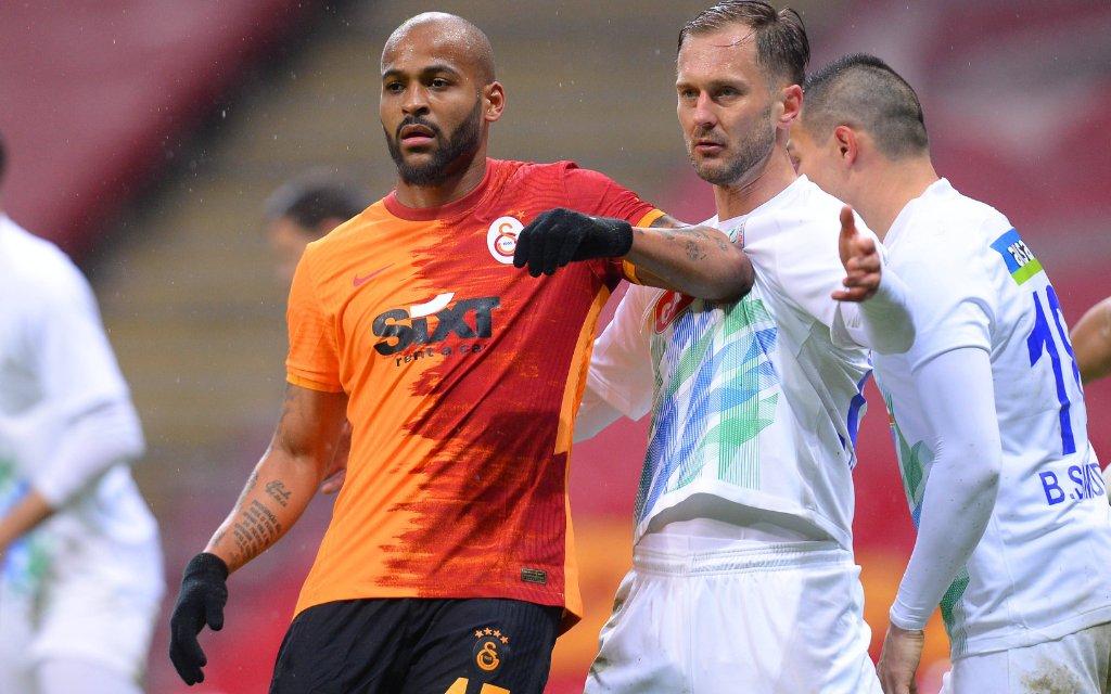 Zuletzt nicht alles süper zwischen Caykur Rizespor und Galatasaray