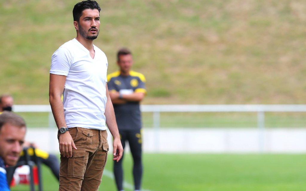 Alles Süper bei Trainer Nuri Sahin
