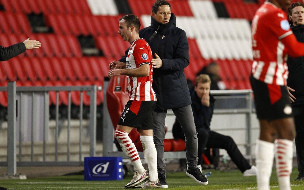 PSV – Monaco: Setzen sich Schmidt und Götze durch?